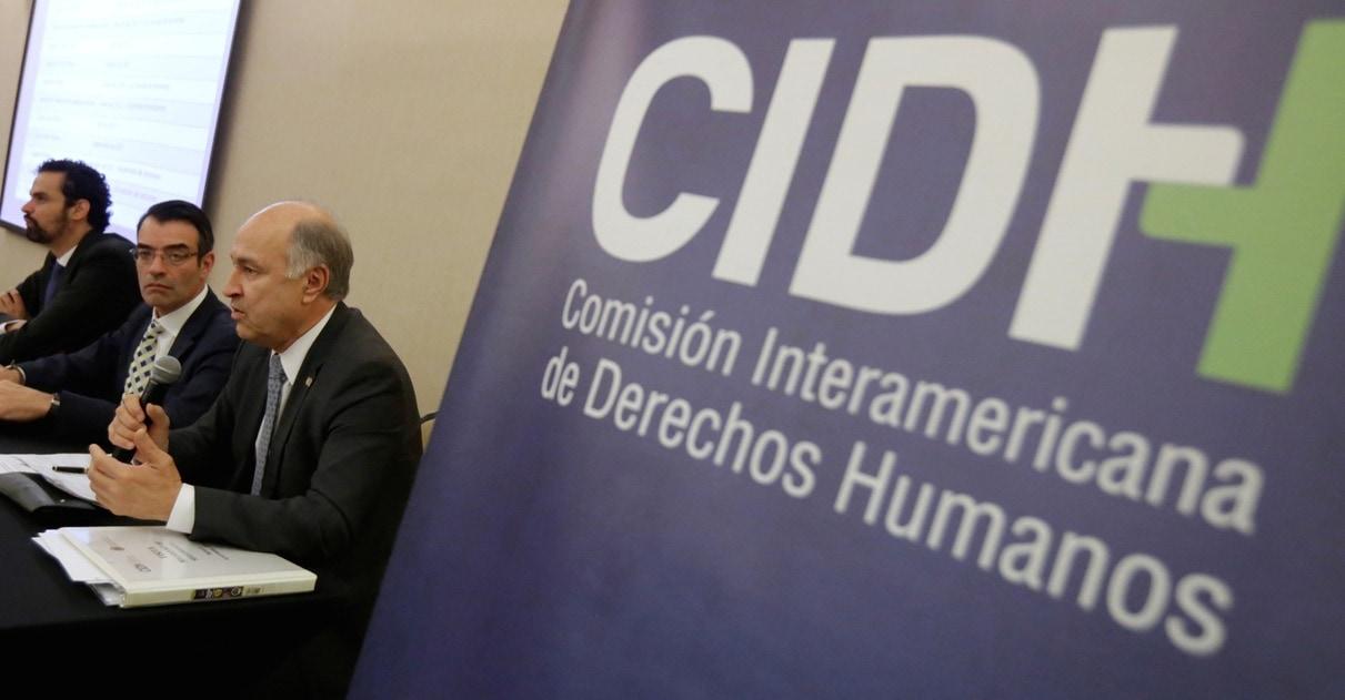 La Comisión Interamericana de Derechos Humanos (CIDH)